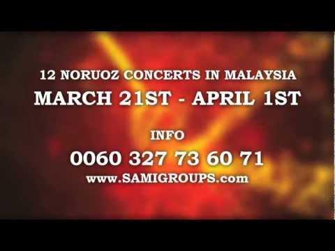 Concert in Malaysia – Kuala Lumpur